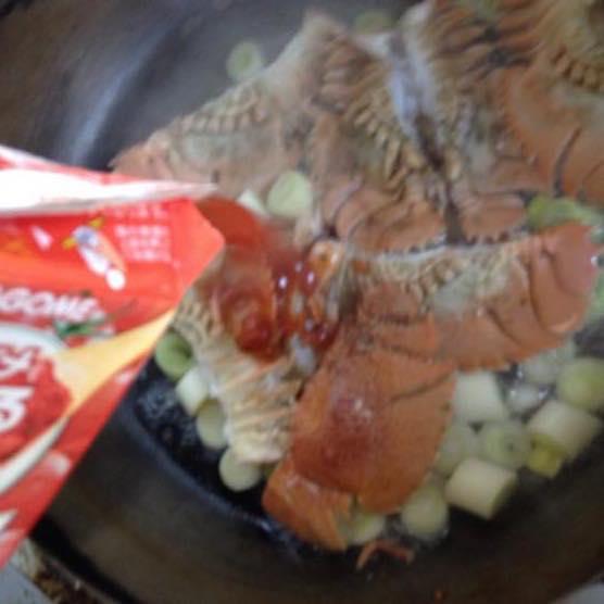ウチワエビ 使い方 レシピ IMG 0891