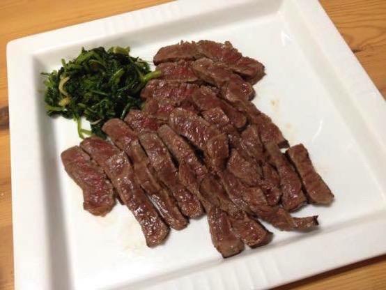 牛たたき レシピ IMG 0990