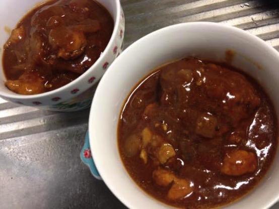 煮込みハンバーグ レシピ 簡単 IMG 1178