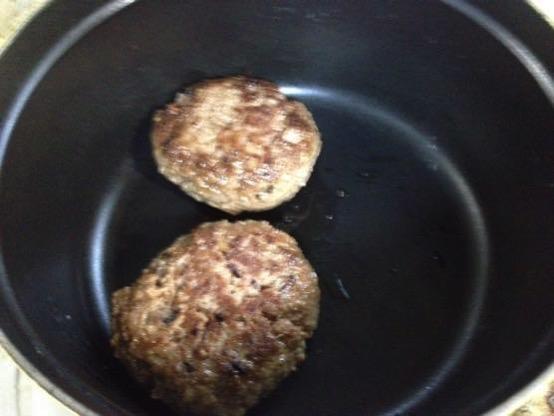 煮込みハンバーグ レシピ 簡単 IMG 1153