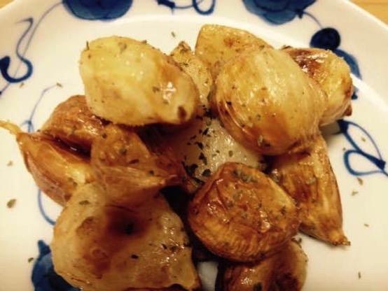 にんにく レシピ イタリアン 簡単 IMG 1791