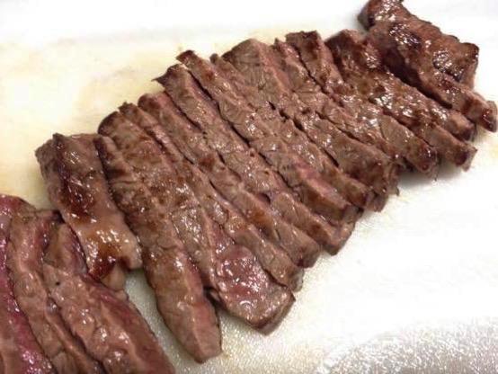 牛たたき レシピ IMG 0983