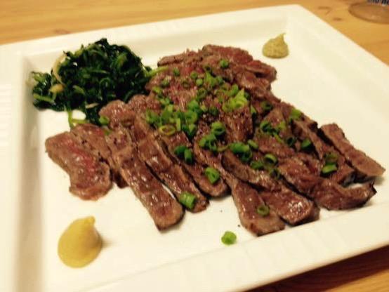 牛たたき レシピ IMG 0999