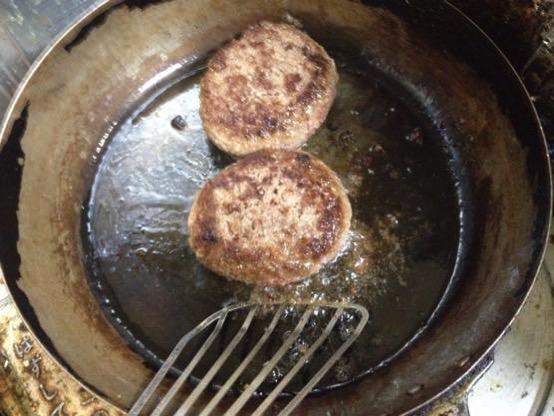煮込みハンバーグ レシピ 簡単 IMG 1147