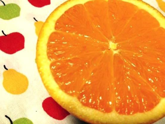 離乳食 みかん オレンジ いつから IMG 2460