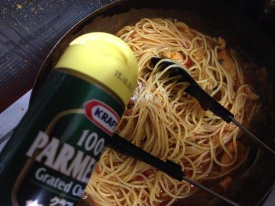 ズッキーニ パスタ レシピ IMG 2972