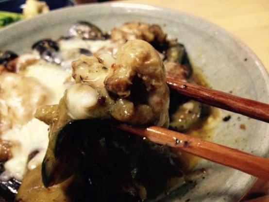 ナス チーズ かんたん レシピ IMG 3351