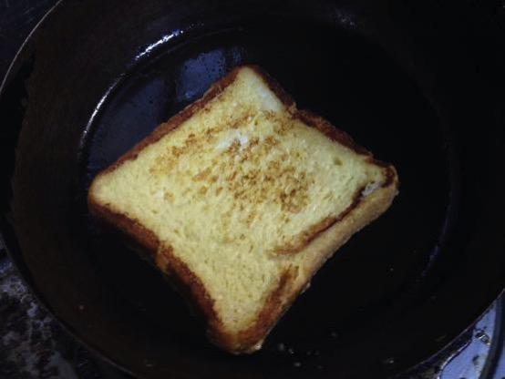 フレンチトースト 離乳食 レシピ IMG 3989