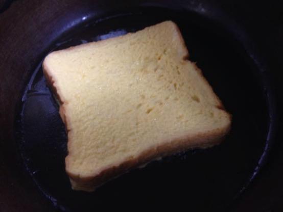 フレンチトースト 離乳食 レシピ IMG 3984