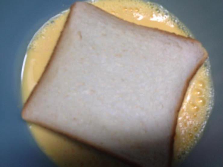 フレンチトースト 離乳食 レシピ IMG 3978
