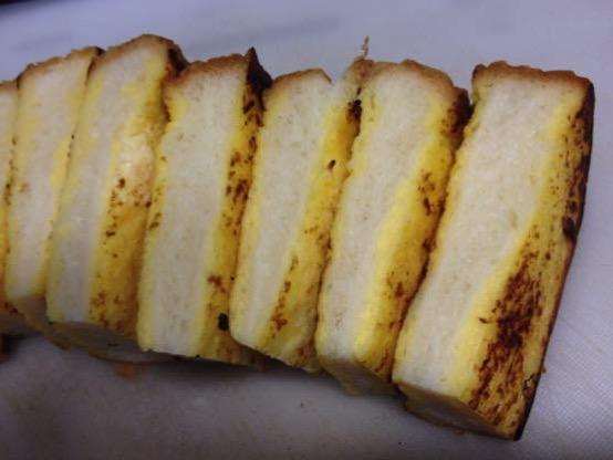 フレンチトースト 離乳食 レシピ IMG 4023