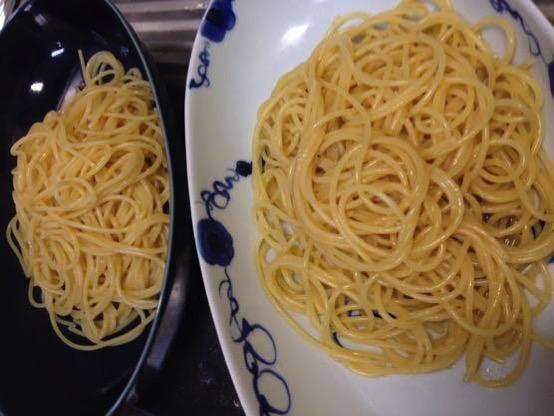 カルディ 塩レモンパスタソース レシピIMG 3569