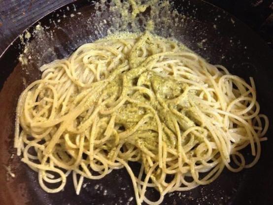 バジルソース レシピ かんたんIMG 7643