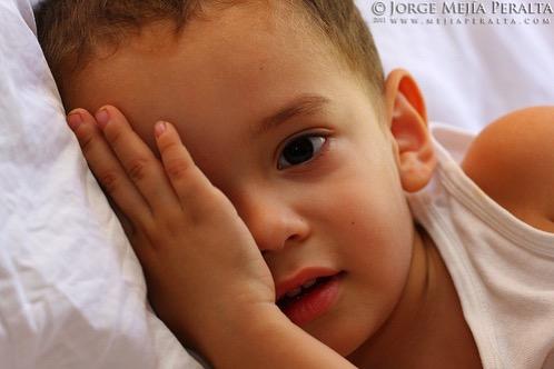 1歳前後の赤ちゃんが突然発熱したママ必見!突発性発疹かも?症状とは?