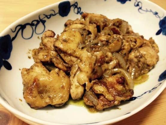 鶏肉 バジル 炒め レシピ IMG 7425