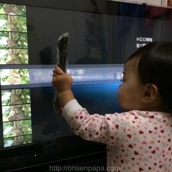 赤ちゃん テレビガード