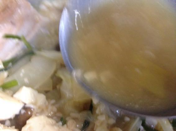 醤油 もつ鍋 かんたん レシピ 酒粕 IMG 9200