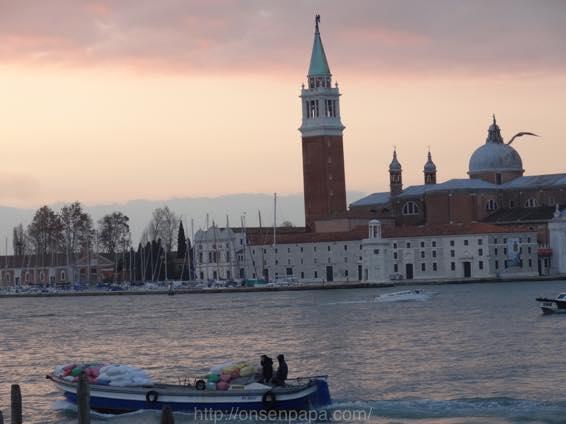 ベネチア 新婚旅行 00905