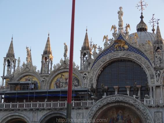 ヴェネツィア 新婚旅行 おすすめ DSC00172 1024