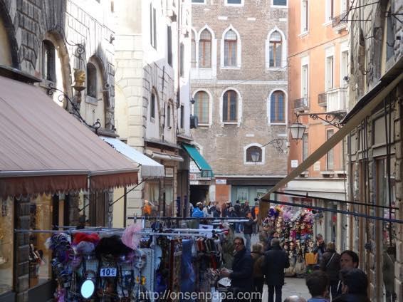 イタリア 新婚旅行 ベネチア DSC00401 1024