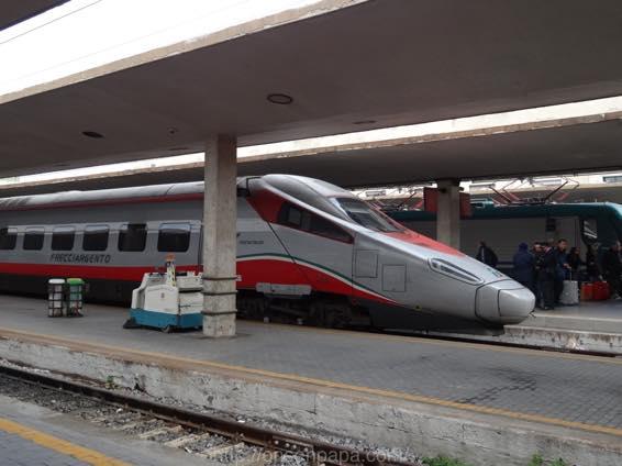 フィレンツェ ローマ 移動 DSC01719