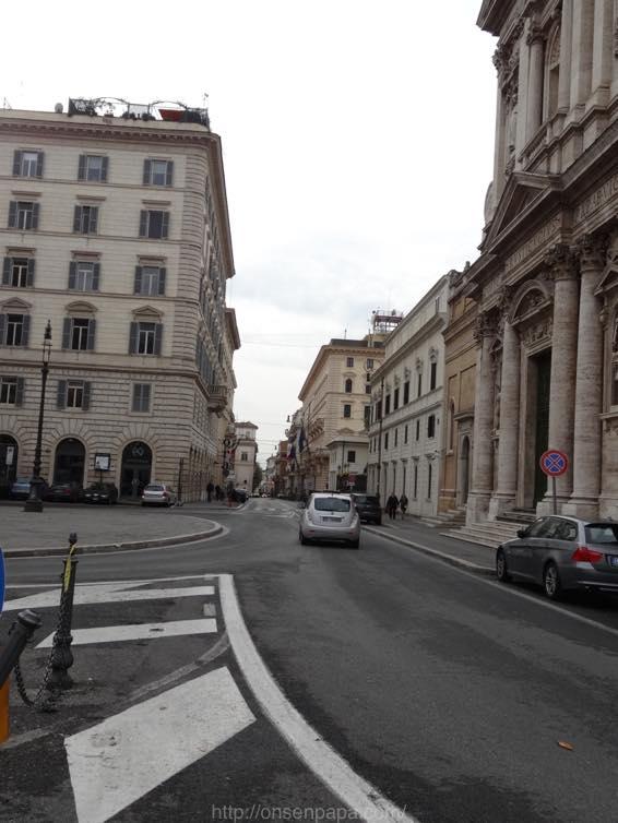 スペイン広場 ローマ 新婚旅行 01770