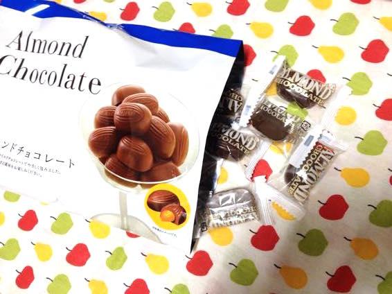 カバヤ アーモンドチョコレート コスモス IMG 2022