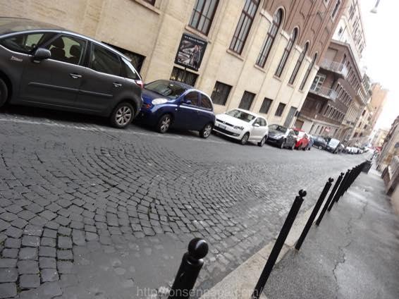 スペイン広場 ローマ 新婚旅行 01775