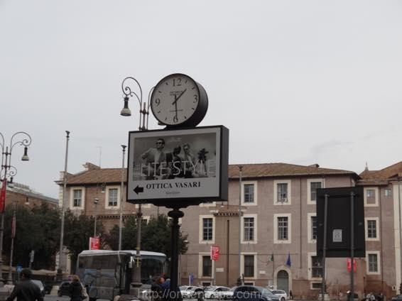 スペイン広場 ローマ 新婚旅行 01755