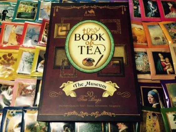 人気ギフト!ルピシアの紅茶セット、ブック オブ ティー!をお祝いでいただきました