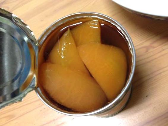 メロン 缶詰 まずい IMG 5364