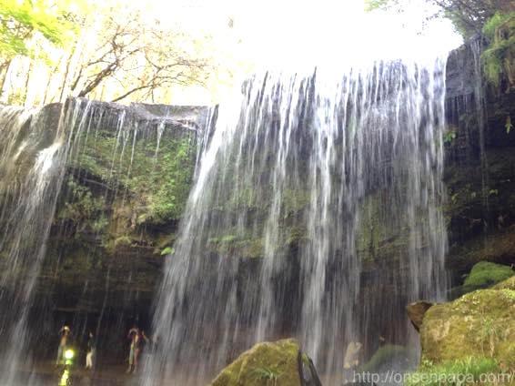 熊本 滝 小国 鍋ヶ滝IMG 4801