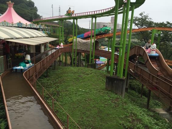 別府 ラクテンチ 雨 IMG 9211