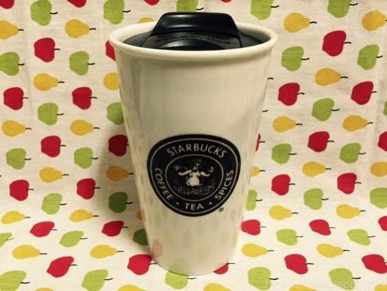 スターバックス マグカップ (12oz) パイクプレイスのシアトル1号店限定【レビュー】