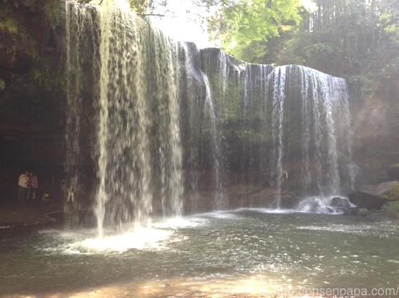 熊本 滝 小国 鍋ヶ滝 IMG 4805