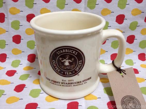 スタバ マグカップ 値段 シアトル  IMG 6798