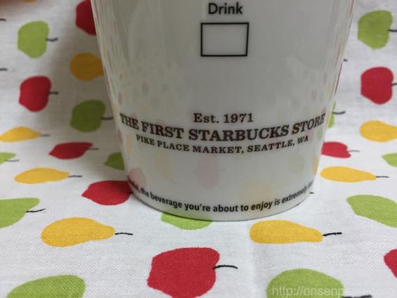 北米シアトル スターバックス1号店 パイクプレース 限定 マグカップ 大 12oz  9654