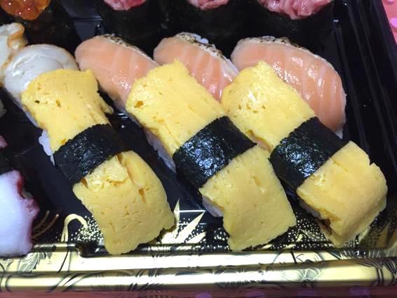 幼児 お寿司 いつから 大丈夫   IMG 8486