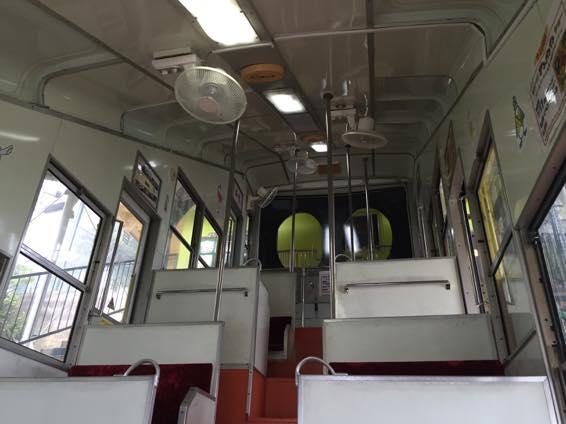 別府 ラクテンチ 雨 ケーブルカー  IMG 9045