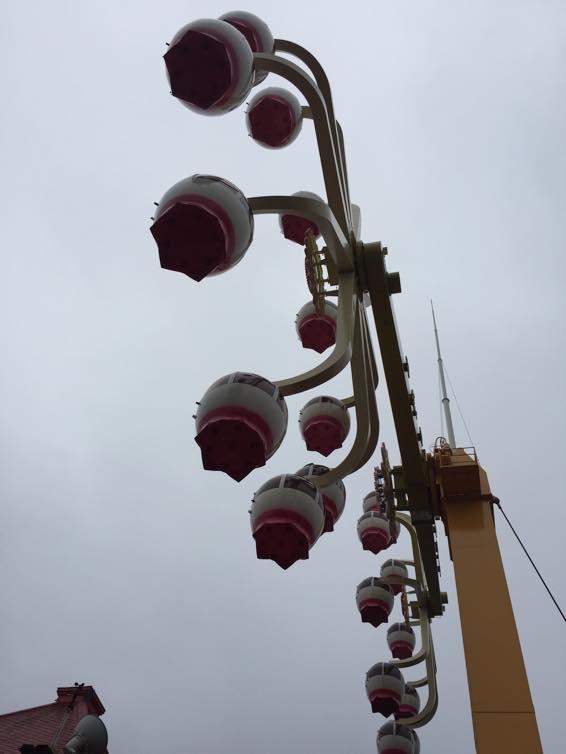別府 ラクテンチ 雨 IMG 9245