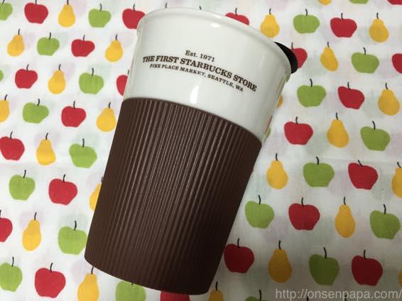 北米シアトル スターバックス1号店  マグカップ 8oz  マグカップ シアトル パイクプレイス 限定 IMG 41