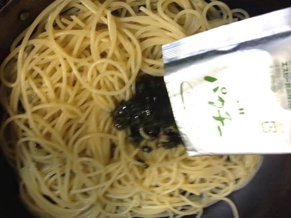 パクチー ジェノベーゼ パクチーぜ レシピ IMG 0598
