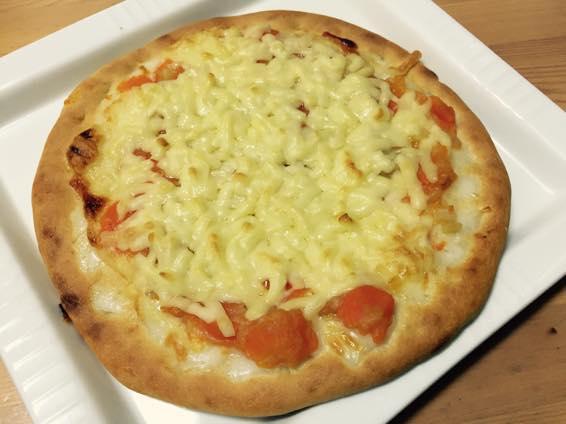 幼児食 ピザ レシピ 2歳  IMG 4028