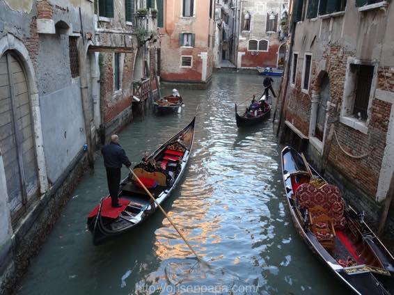 ヴェネツィア観光でおすすめのスポットや治安など