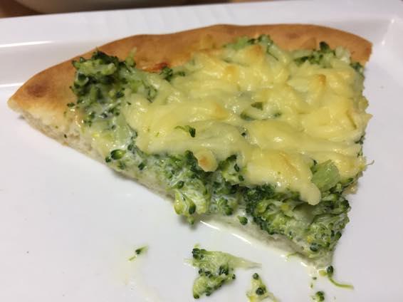 幼児食 ピザ レシピ 2歳  IMG 4019