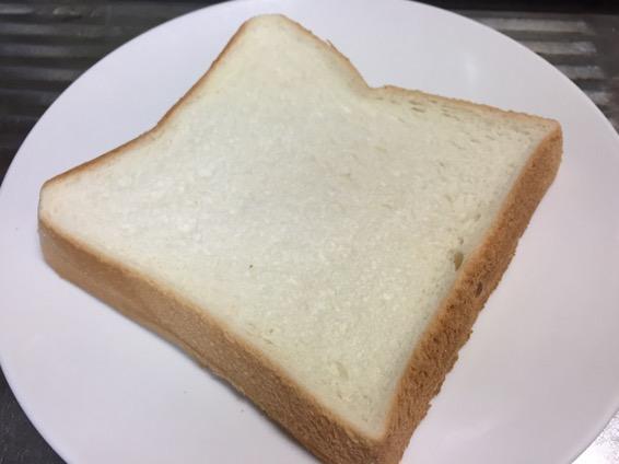 幼児食 きな粉 パン IMG 6758