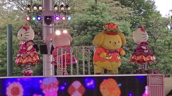 ハーモニーランド パレード   PIC 0046