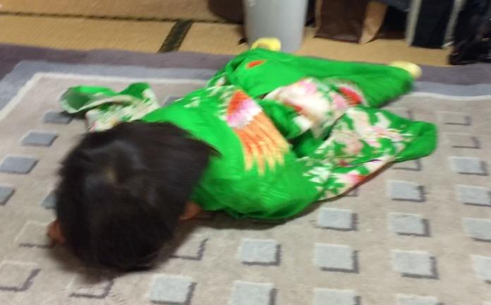 七五三 3歳 女の子 着物 レンタル52