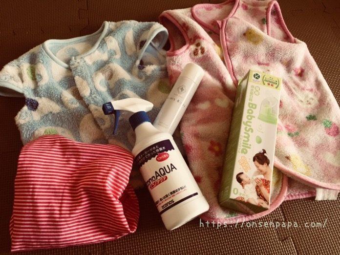 【1歳】ママ必見!赤ちゃんの冬の病気予防対策グッズ5選!