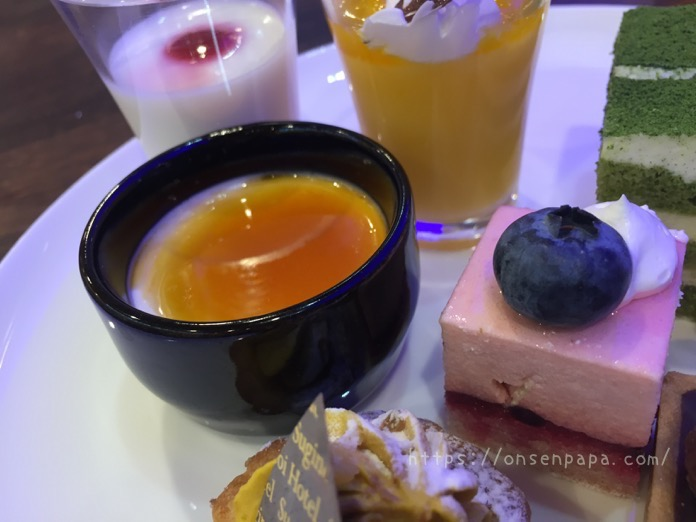 杉乃井ホテル シーダパレス デザート 食べ放題 ブログ  IMG 5978